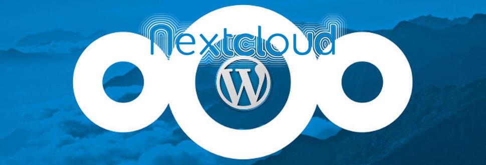 Plugin NEXTCLOUD - Wordpress