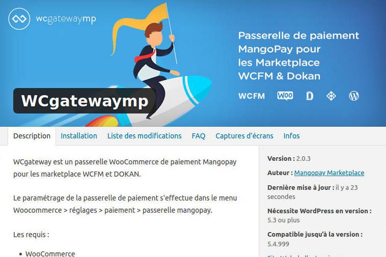Plugin WCgatewaymp